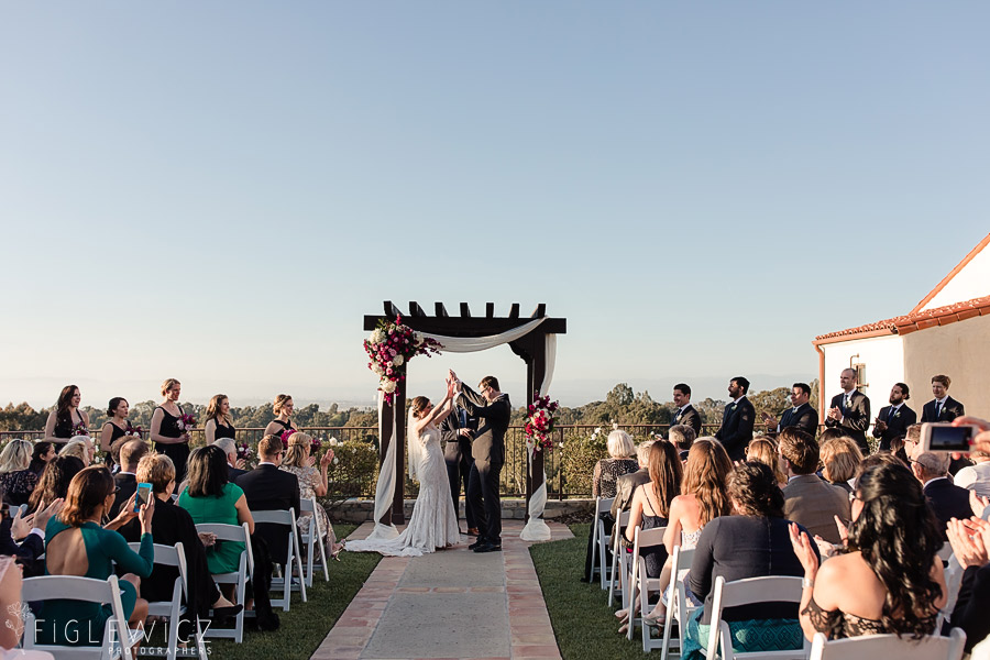 Shade Hotel Redondo Beach Wedding