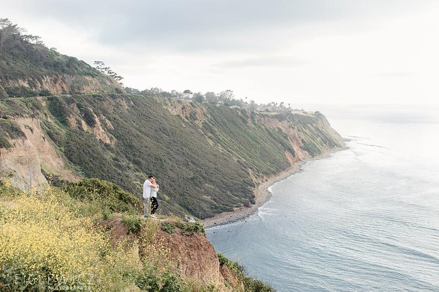 Malaga Cove Engagement