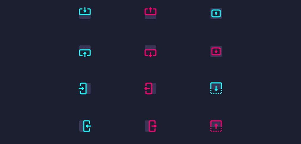 Figma 24 Userflow free icons