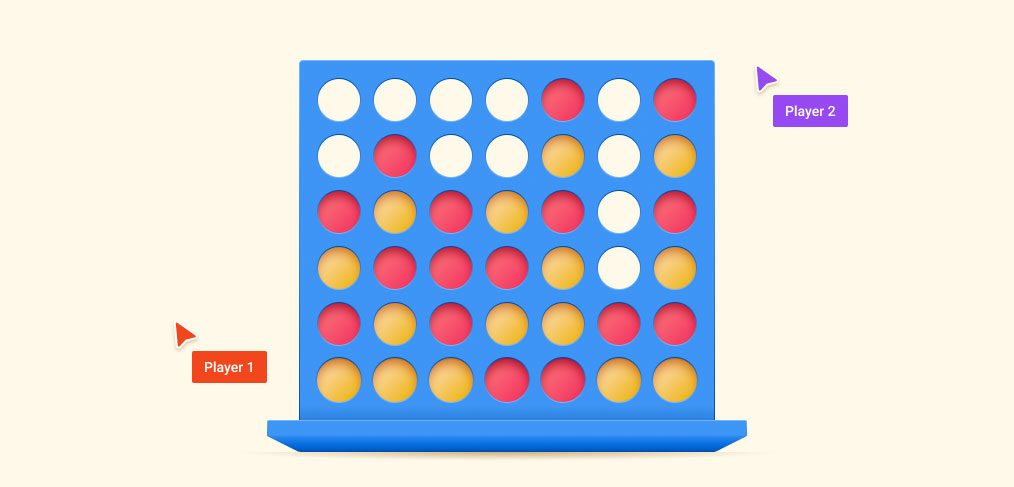 Connect Four Multiplayer game