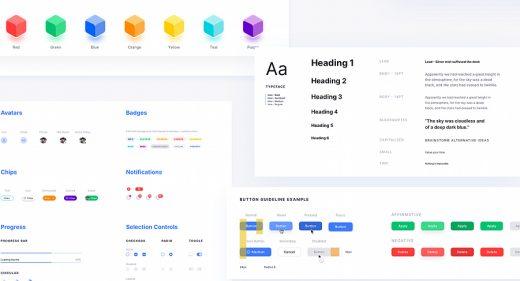 Core Design System template