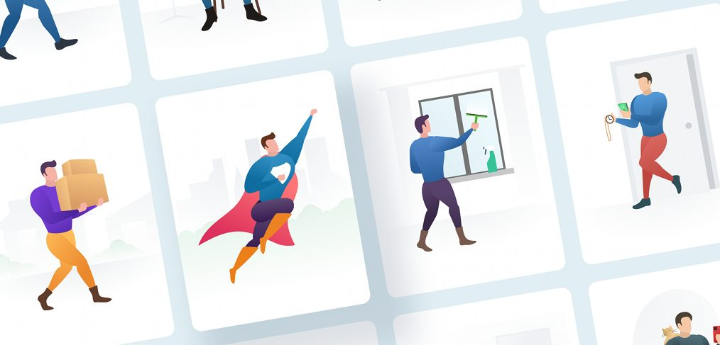 Free Figma illustrations pack