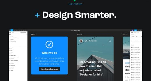 Cabana - Figma Design Starter kit