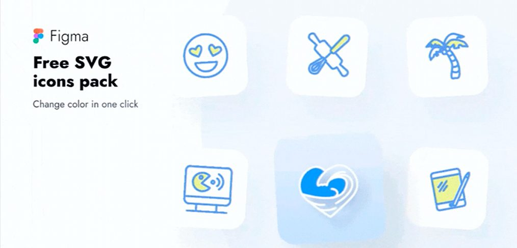 6 cool and free Figma icons