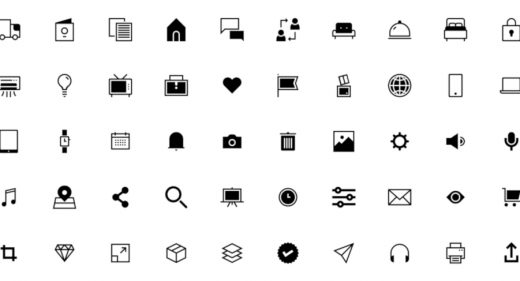 50 Free Figma generic icons
