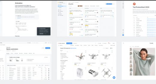 9 free Figma web/dashboard interfaces