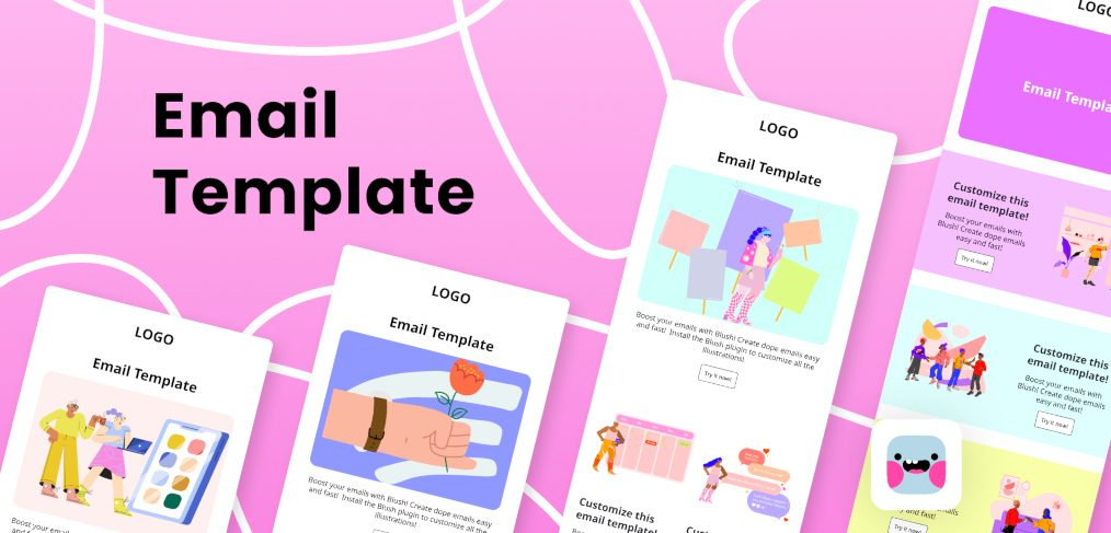 Figma free email templates