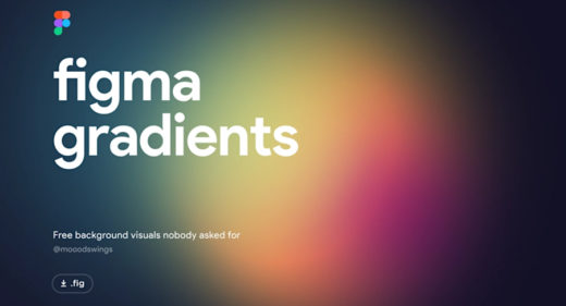 Figma background gradients