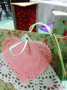 Wee Warhols, Valentine craft, Austin TX