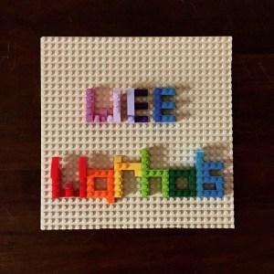 Wee Warhols, Lego, box frame, Ikea, Ribba, frame, Austin, TX