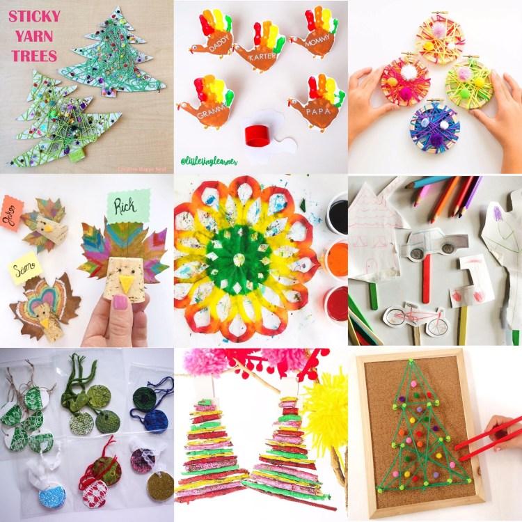 Creative Happy Nest, little tiny learner, hello wonderful,