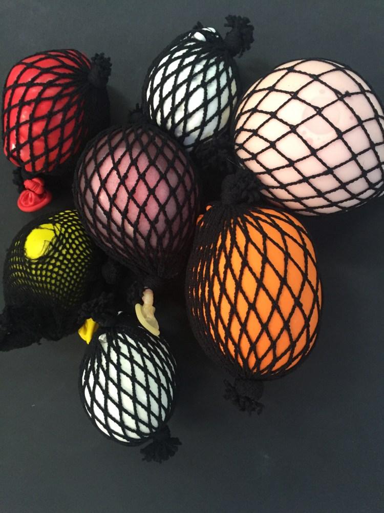 slime, Figment Creative, stress balls, sensory, relax, diy, Wee Warhol's, Austin Art Class