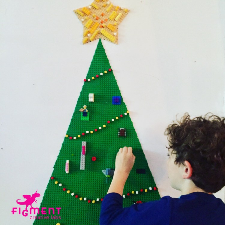 Lego Christmas Tree | Figment Creative Labs
