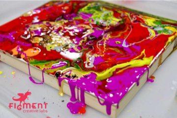 Drip Art   Figment Creative Labs   Austin, TX