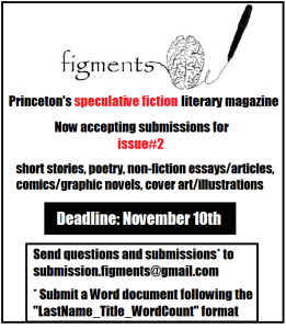 Figments poster submissions issue #2