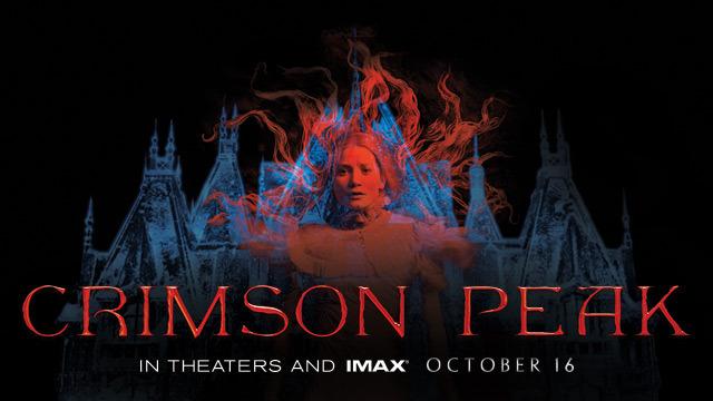 """""""Crimson Peak"""" Review"""