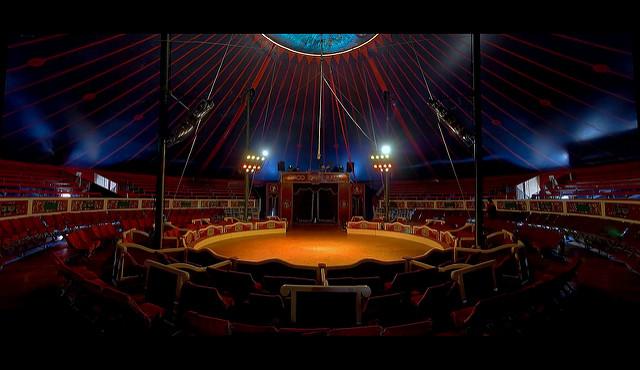 Le Cirque de Sang- Emily Fockler '17