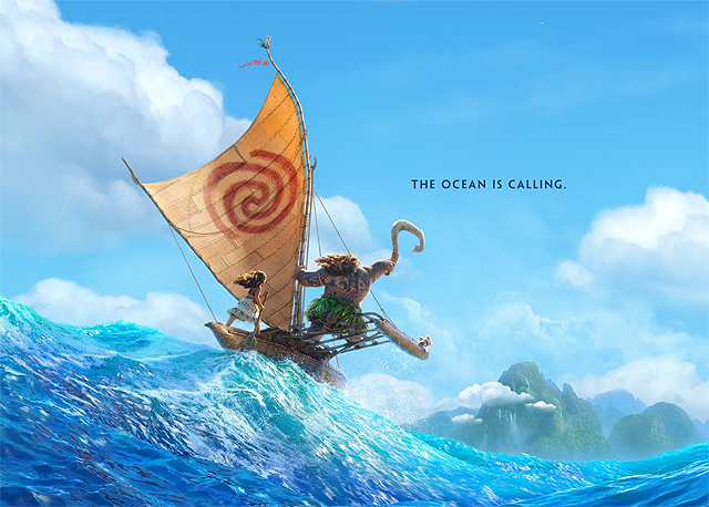 """Moana"" Review"