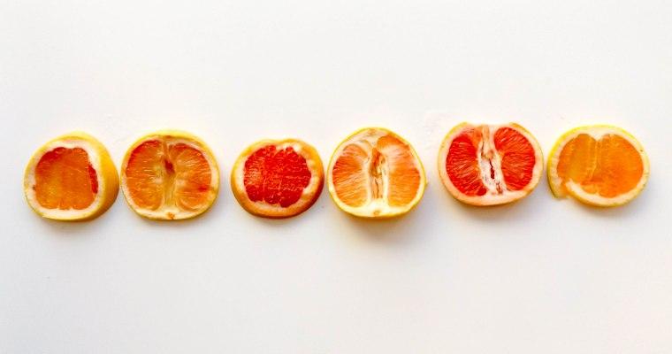 Featured Ingredient: Grapefruit