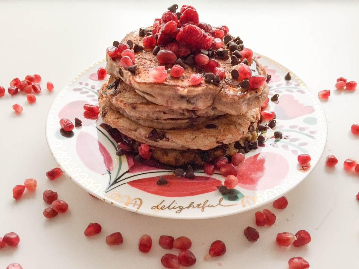chocolate rasperry pancakes (1 of 1)-16