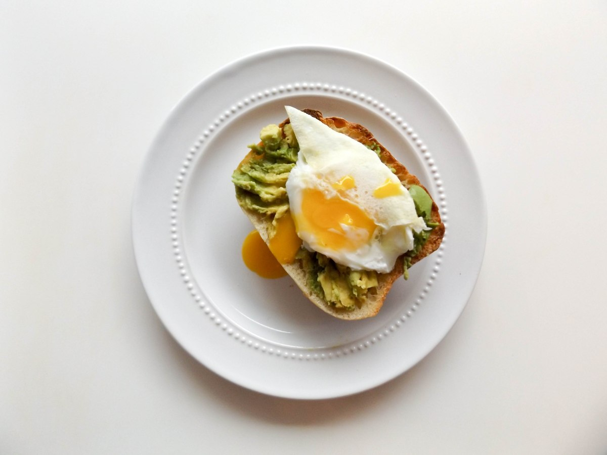 avocado egg  (1 of 1)