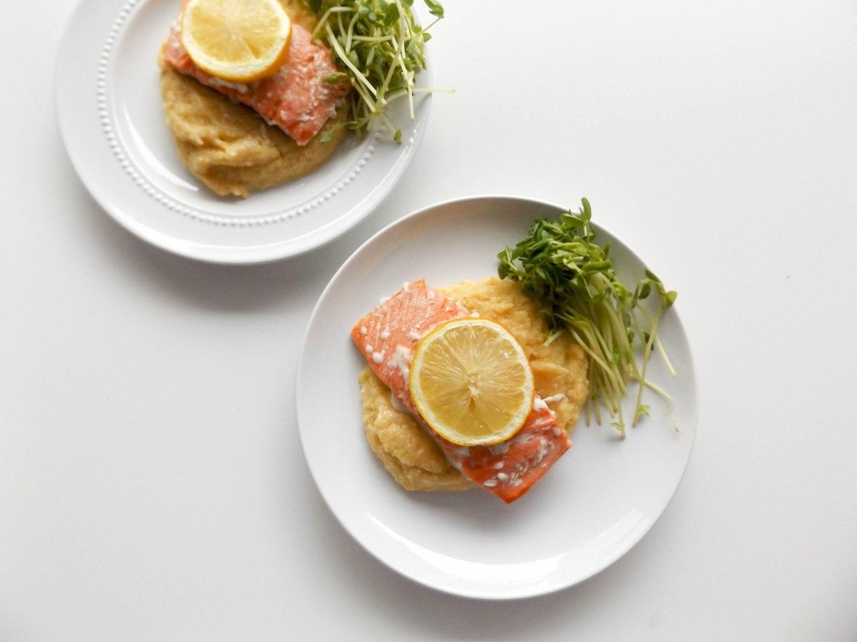 salmon with cauliflower puree (1 of 1)-7