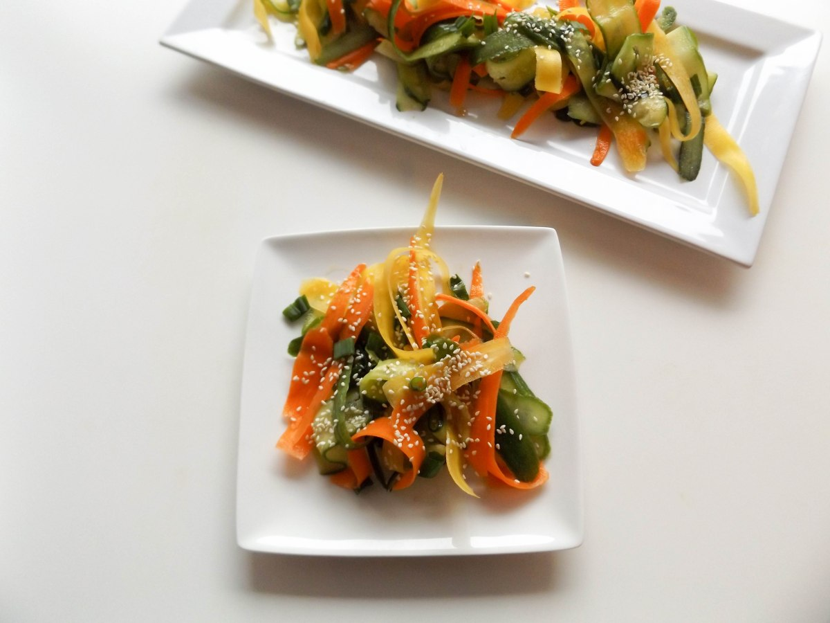 Asian Carrot Salad (1 of 1)-6
