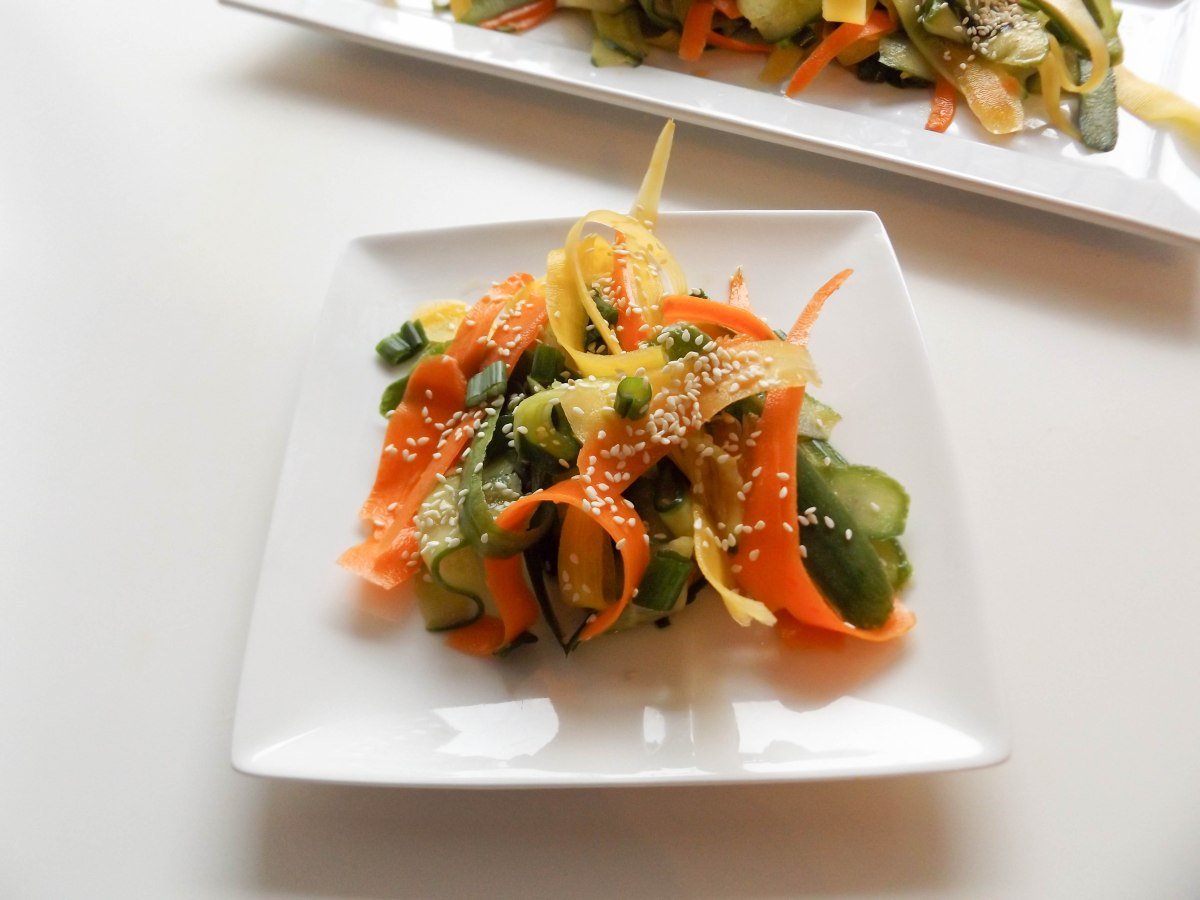 Asian Carrot Salad (1 of 1)-8