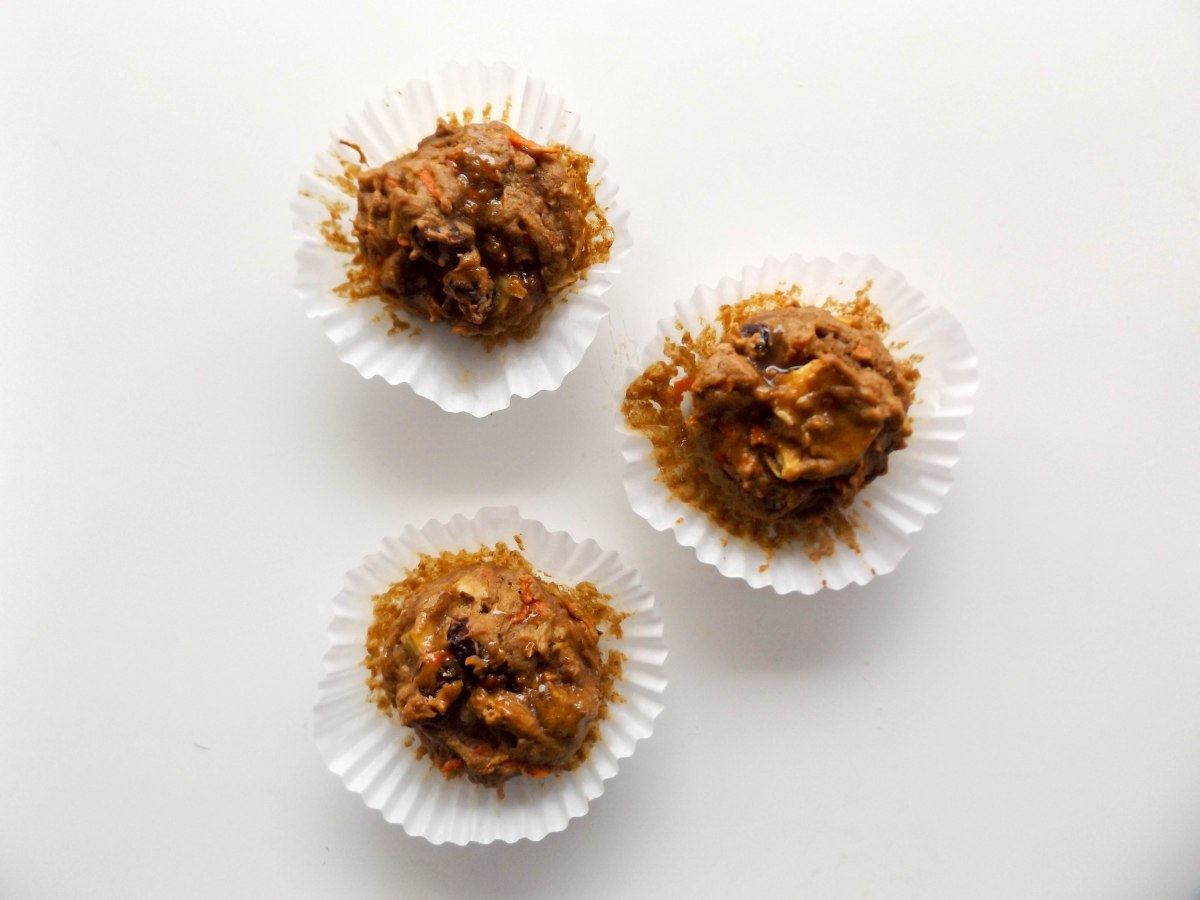 carrot craisin muffins (1 of 1)