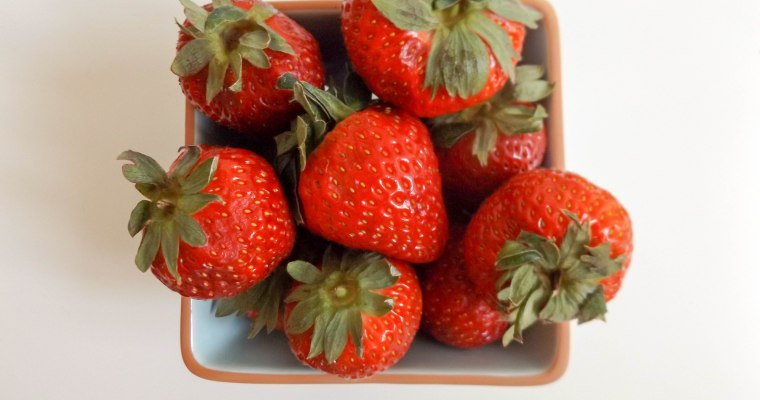 Featured Ingredient: Strawberries