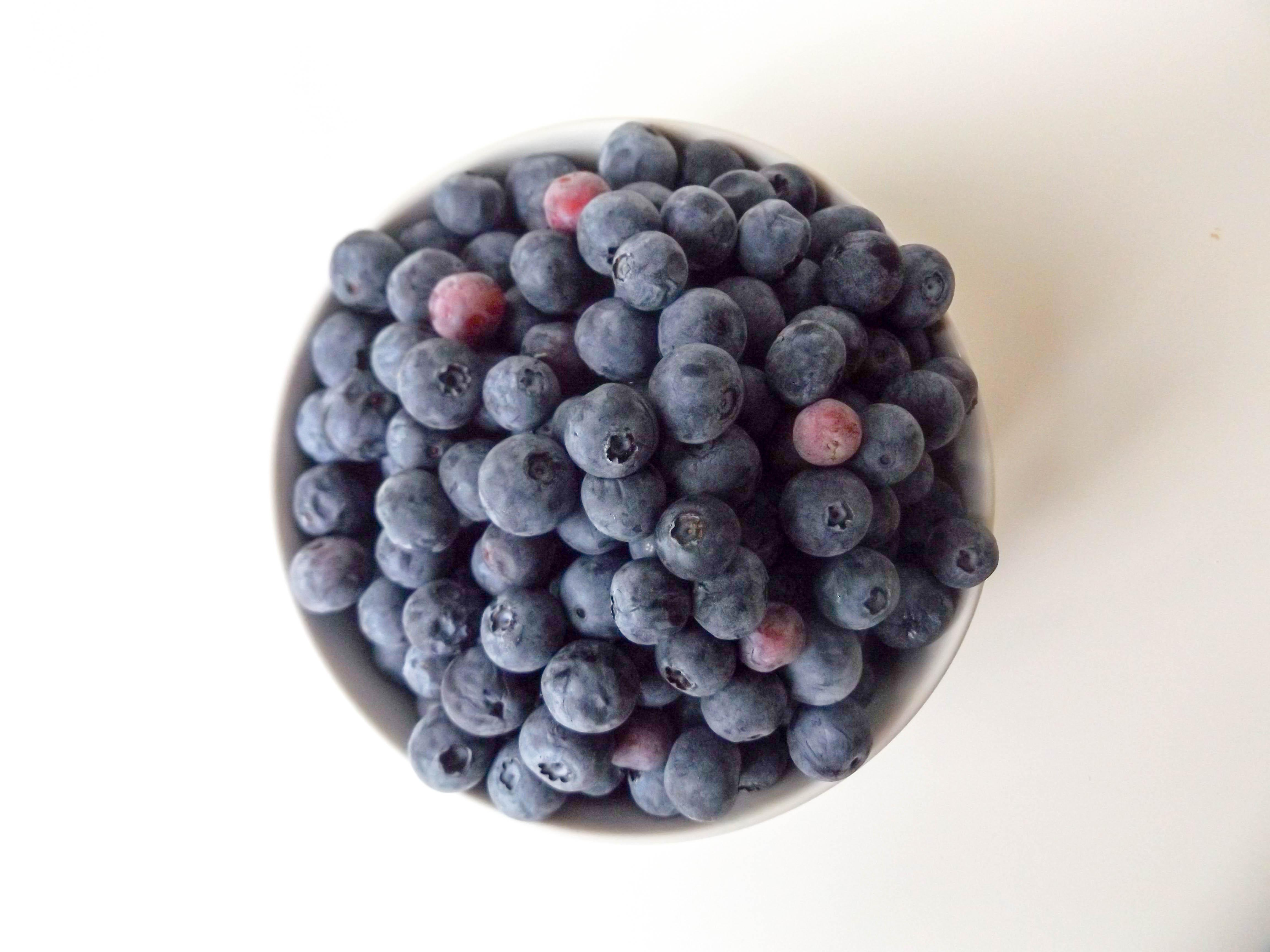 Featured Ingredient: Blueberries