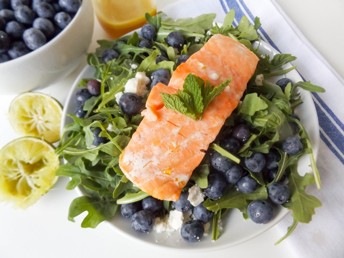 blueberry mint feta salad with salmon (1 of 1)-12.jpg