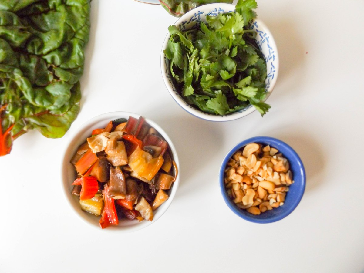 mushroom swiss chard lettuce wraps (1 of 1)-5