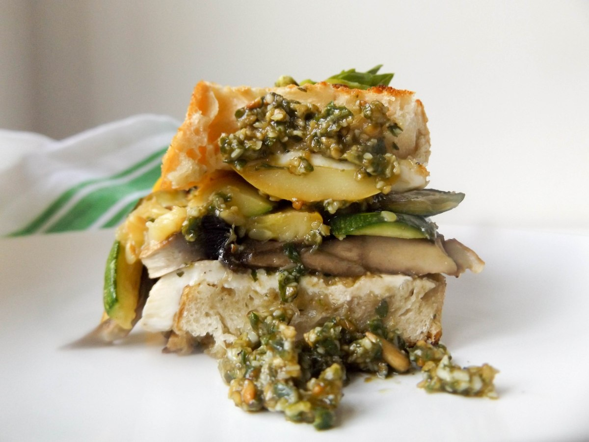 zucchini mozz pesto sandwich (1 of 1)-9
