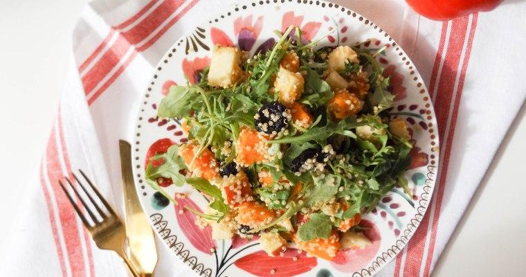 Apple Autumn Salad