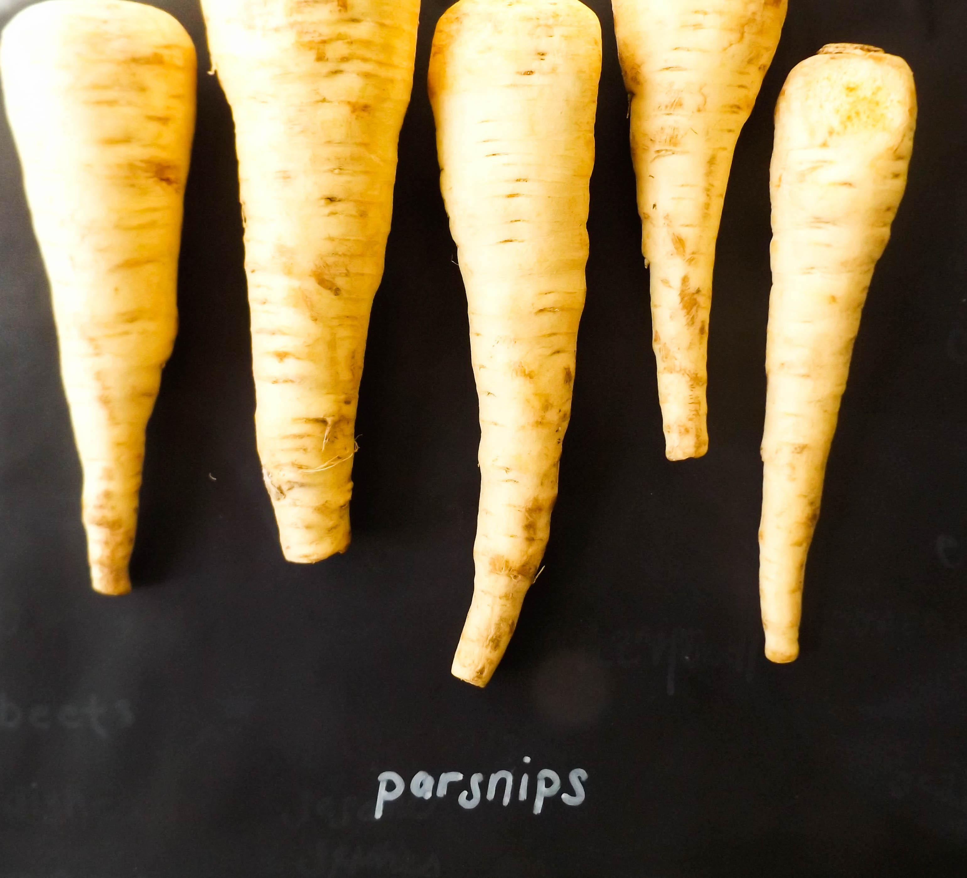 Featured Ingredient: Parsnips