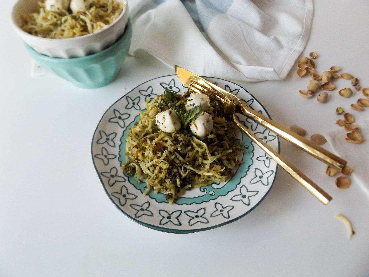 parsnip noodles pistachio pesto-5