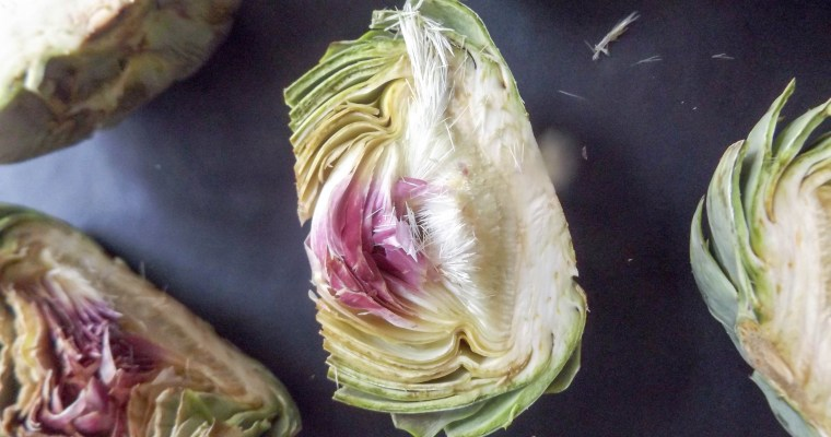 Featured Ingredient: Artichokes
