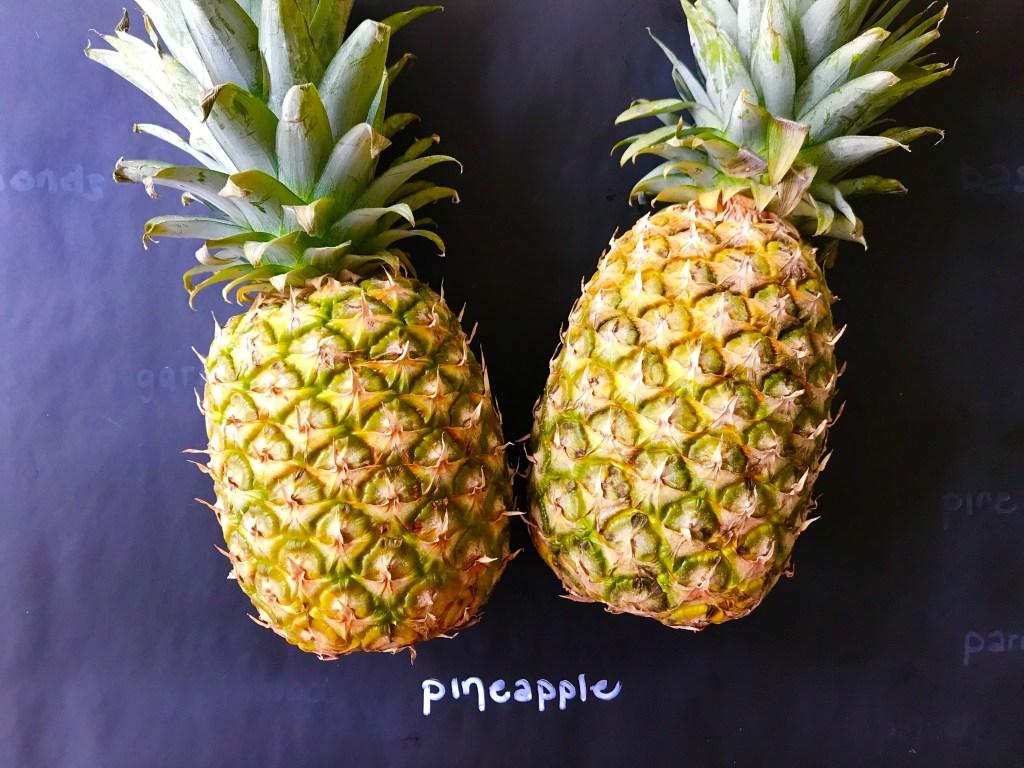 Ingredient of the week: Pineapple