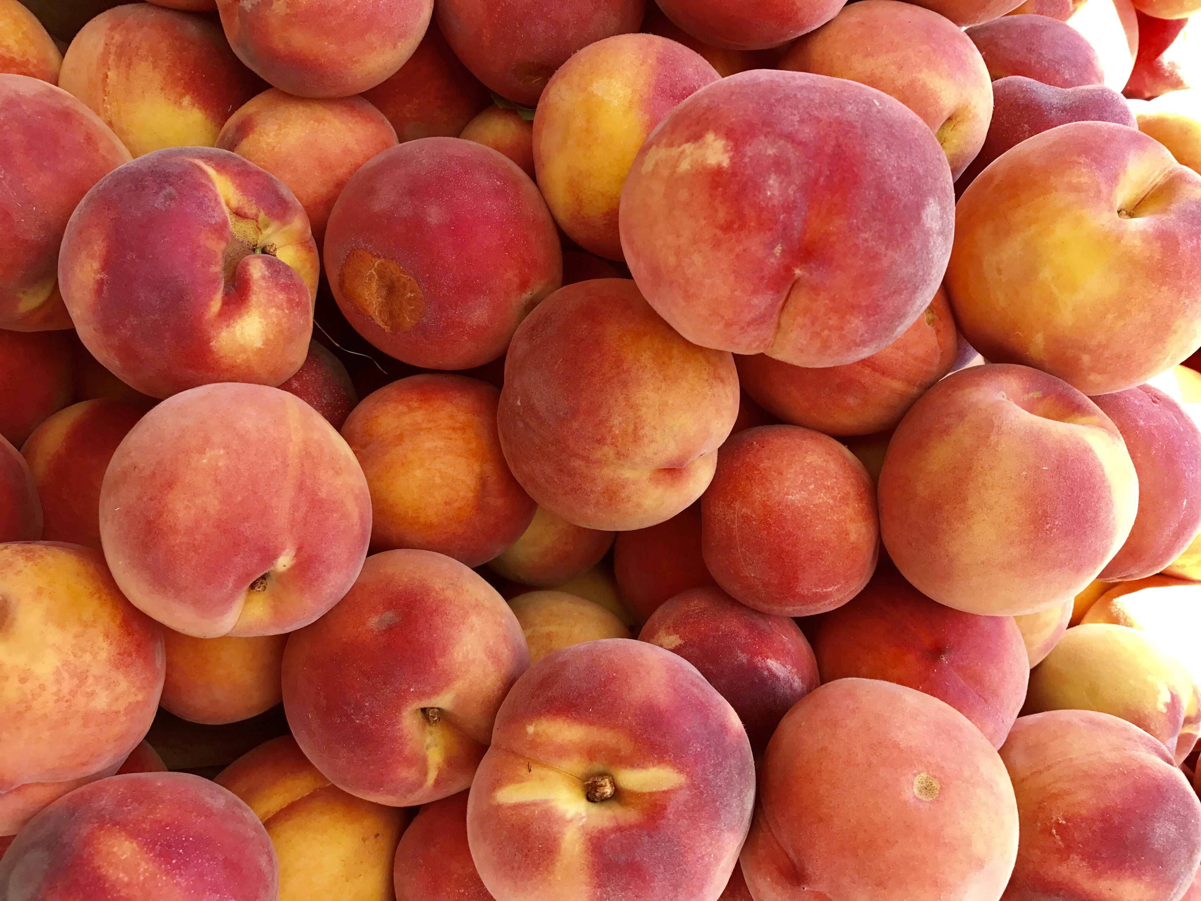Featured Ingredient: Peaches