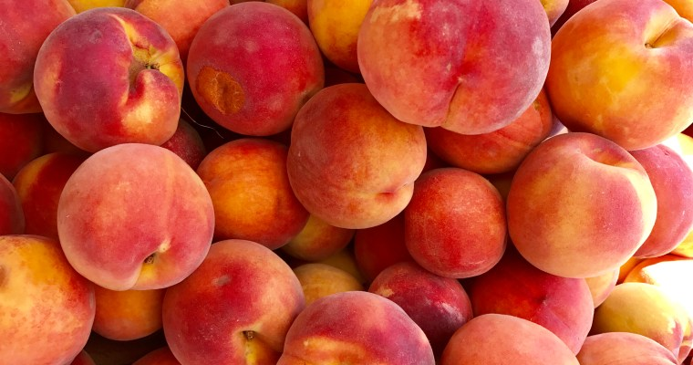 Featured Ingredient: Peaches
