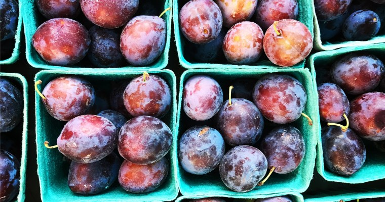 Featured Ingredient: Plums