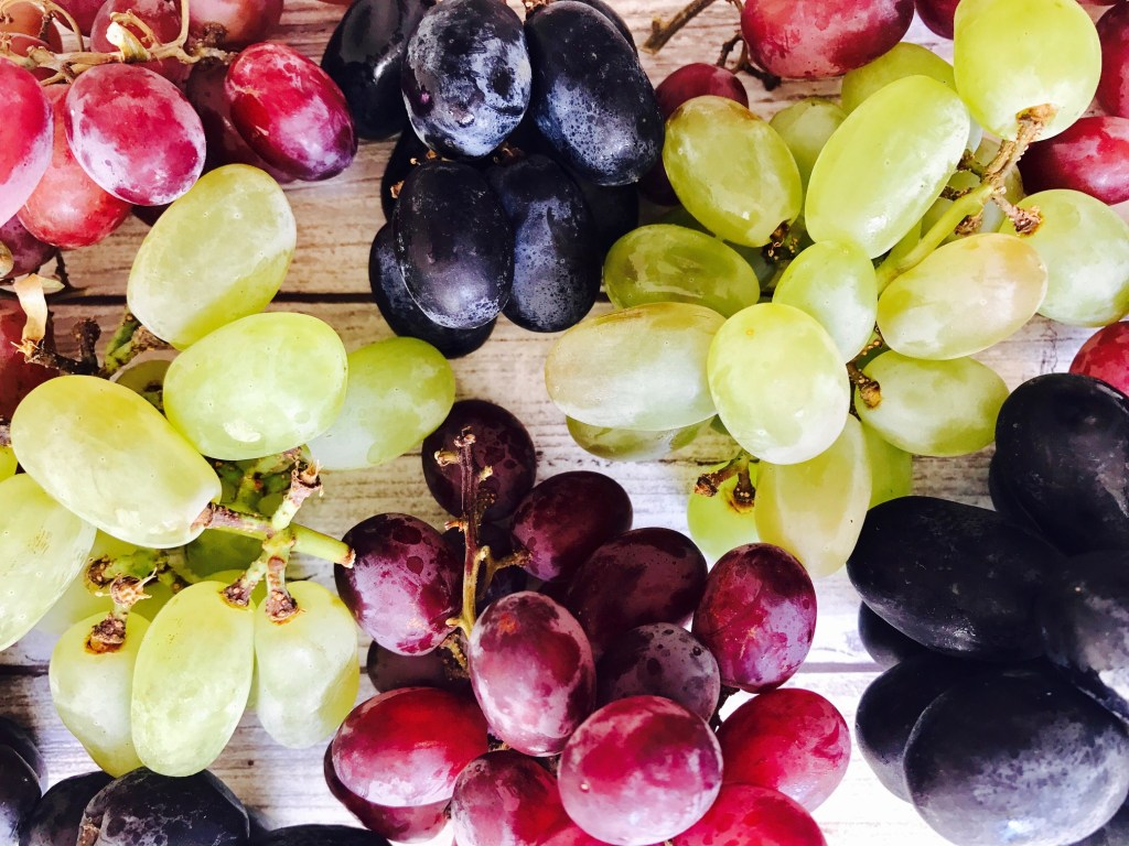 Featured Ingredients: Grapes