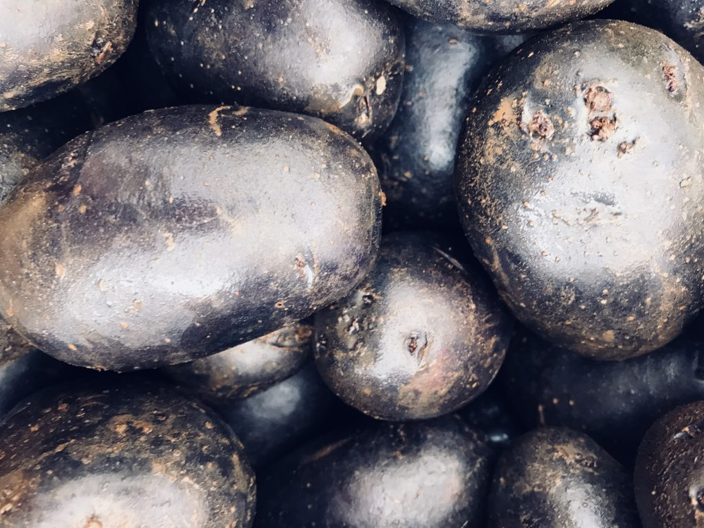 Featured Ingredient: Purple Potatoes