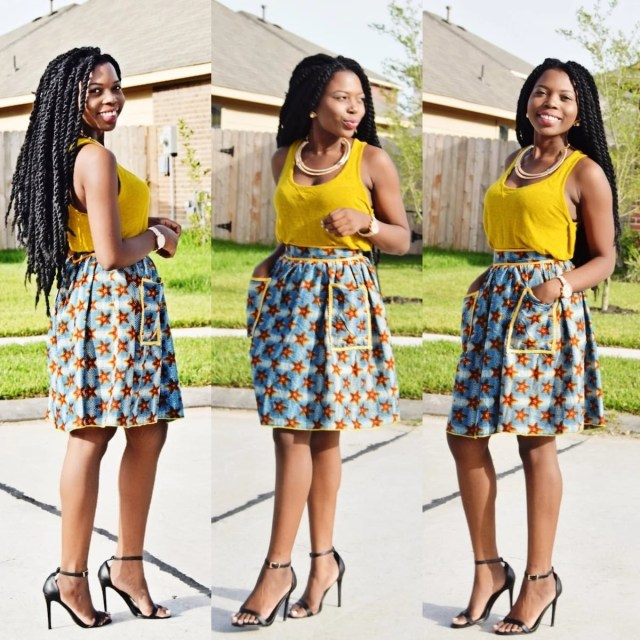 African Dress Patterns For Sewing Latest African Print Styles For Ladies In 2018 Yengh