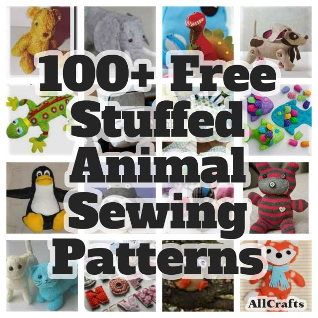 Animal Sewing Patterns Pstitch A Fun Softie For A Little One With Our Collection Of 100