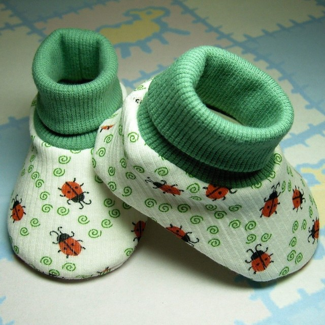 Baby Booties Sewing Pattern Sweetgrass Meadow Ba Bootie Pdf Pattern Includes 5 Sizes Preemie