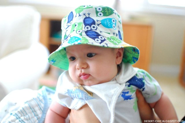 Baby Hat Sewing Pattern Free Sewing Ba Hat Patterns This Adorable Ba Says Happy August