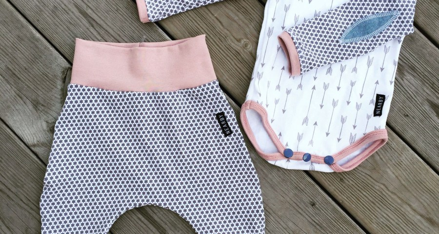 Baby Patterns To Sew Love This Free Pattern This Ba Onepiece Is So Fun To Sew You