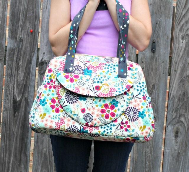 Bag Sewing Patterns Aragon Bag Sew Sweetness